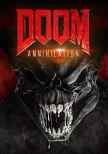 Doom: Annihilation movie cover