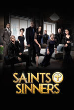Saints & Sinners movie cover