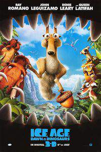 Ice Age: Dawn of the Dinosaurs main cover
