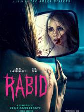 Rabid movie cover