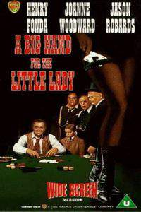 A Big Hand for the Little Lady main cover