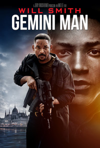 Gemini Man main cover