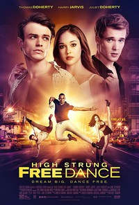 High Strung Free Dance main cover