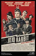 Jojo Rabbit movie cover