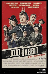 Jojo Rabbit main cover
