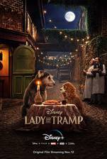 Lady and the Tramp movie cover