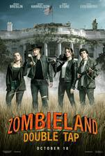 Zombieland 2: Double Tap movie cover