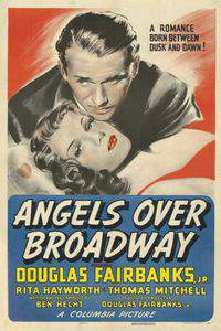 Angels Over Broadway main cover