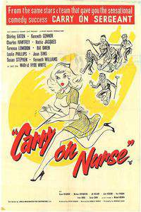 Carry on Nurse main cover