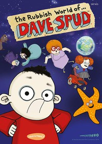 The Rubbish World of Dave Spud movie cover