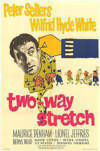 Two Way Stretch main cover