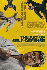 The Art of Self-Defense main cover