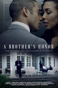 A Brother's Honor main cover