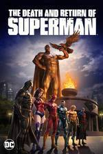 The Death and Return of Superman: The Complete Film Collection movie cover