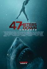 47 Meters Down 2: Uncaged (The Next Chapter) movie cover