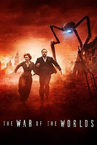 The War of the Worlds movie cover
