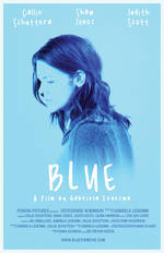 Blue movie cover