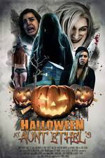 Halloween at Aunt Ethel's movie cover