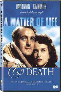 A Matter of Life and Death main cover