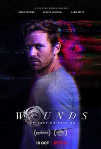 Wounds main cover