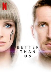 Better Than Us movie cover