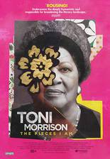 Toni Morrison: The Pieces I Am movie cover