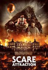 Scare Attraction movie cover