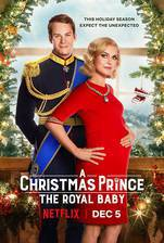 A Christmas Prince: The Royal Baby movie cover