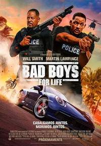 Bad Boys for Life main cover