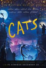 Cats movie cover