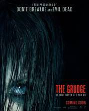 The Grudge movie cover