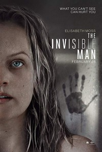 The Invisible Man main cover