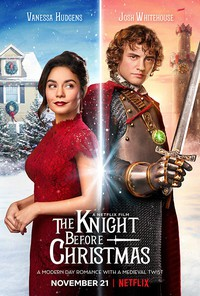 The Knight Before Christmas main cover