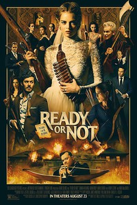 Ready or Not main cover
