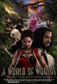 A World of Worlds movie cover