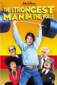 The Strongest Man in the World main cover