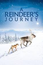 A Reindeer's Journey movie cover
