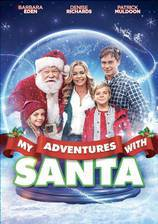 My Adventures with Santa movie cover
