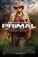Primal movie cover
