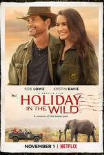 Christmas in the Wild movie cover