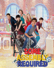 Some Assembly Required movie cover
