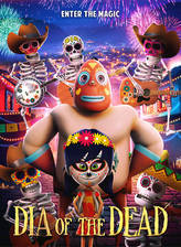 Dia of the Dead movie cover