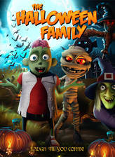 The Halloween Family movie cover