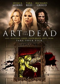 Art of the Dead main cover