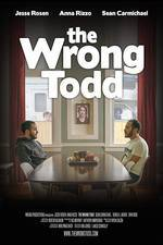 The Wrong Todd movie cover