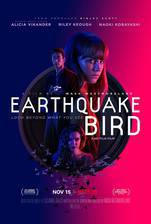 Earthquake Bird movie cover