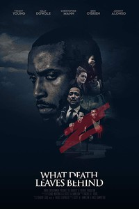 What Death Leaves Behind main cover