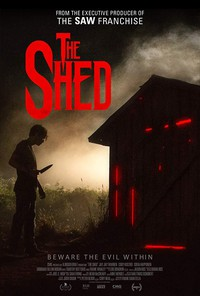 The Shed main cover