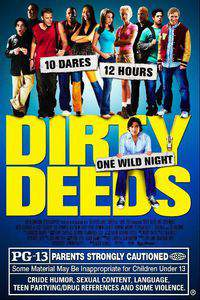 Dirty Deeds main cover