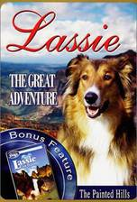 lassie_s_great_adventure movie cover